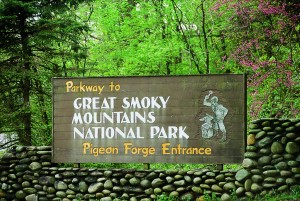 Great Smoky Mountains National Park is America's most visited national park.