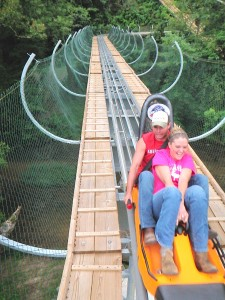 Smoky Mountains Alpine Coaster