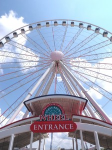 Great Smoky Mountain Wheel