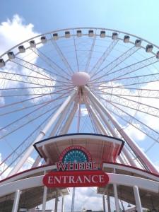 Great Smoky Mountain Wheel