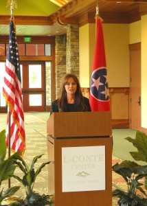 """Louise Mandrell discusses the """"Parade They Never Got."""""""