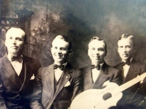 The original Blackwood Brothers