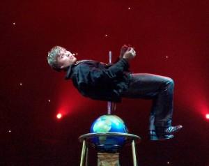 Magician Darren Romeo opens in Pigeon Forge in 2015.