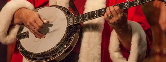 Tim Harkleroad Hatfield and McCoy Christmas